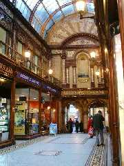 Royal Arcade, Newcastle 2001